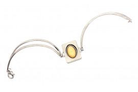 Bransoletka srebrna CRT 3057