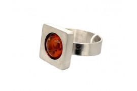 Pierścionek srebrny CRT 3071