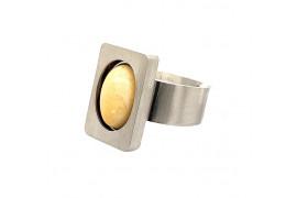 Pierścionek srebrny CRT 3062