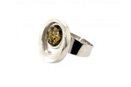 Pierścionek srebrny CRT 3052