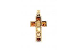 Krzyżyk złoty CRT 2218